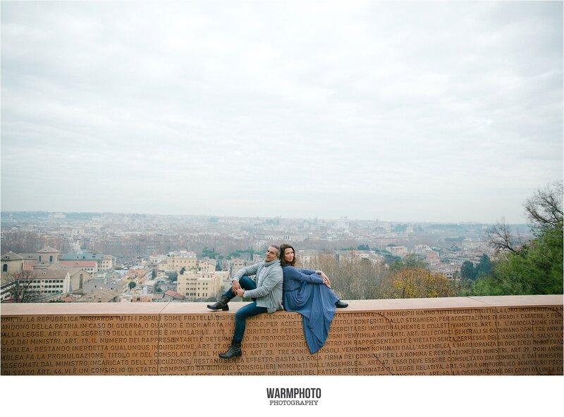 rome photoshoot