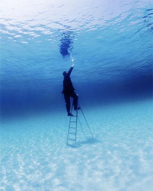 Филиппе Раметте: сюрреалистические фотографии без фотошопа и гравитации