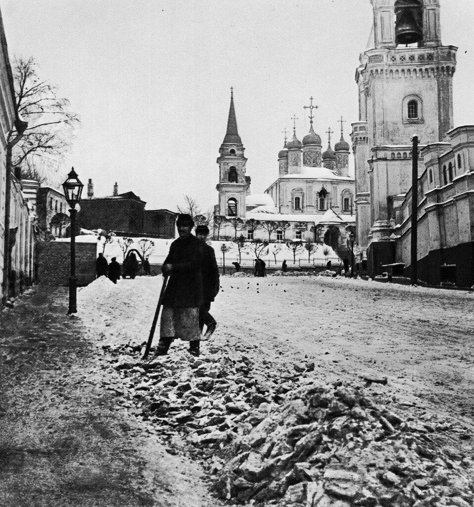 Фото москвы в прошлом