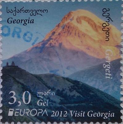 грузия 2012 гора 3.0