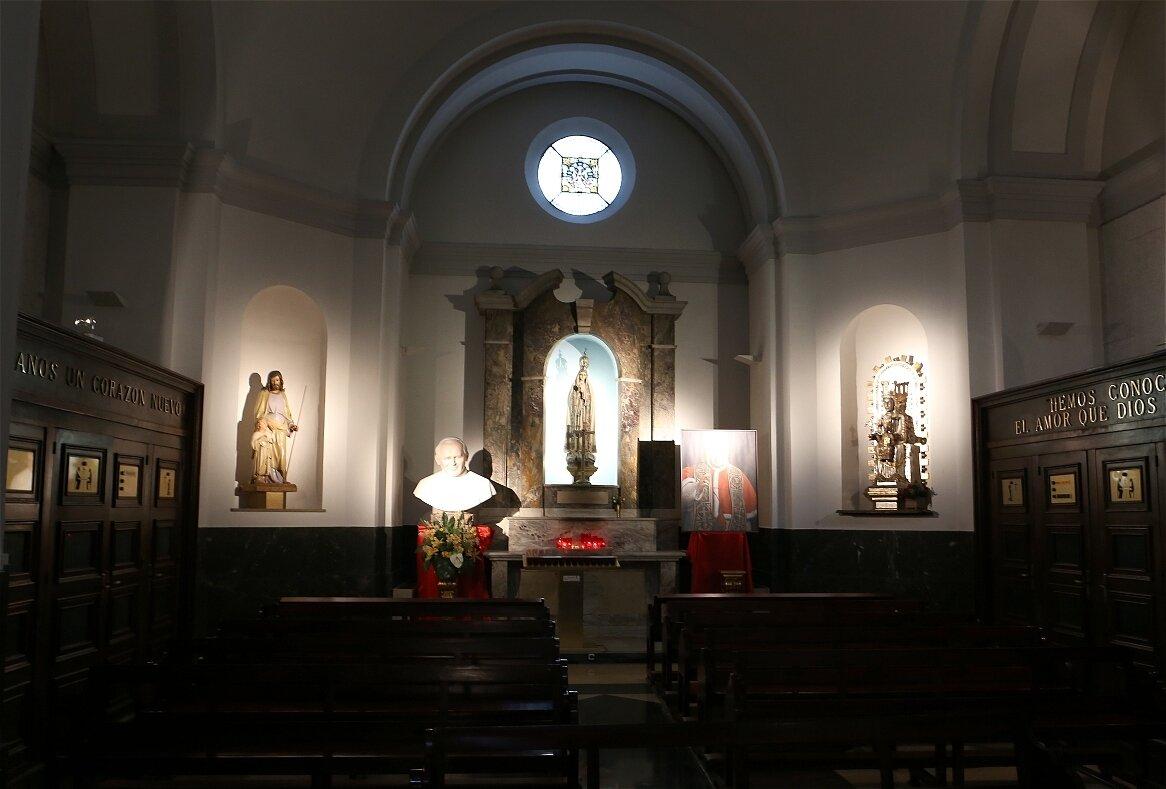 Pamplona. St. Michael's Church (Parroquia de San Miguel)