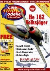 Журнал Scale Aviation Modeller International Vol.13 Iss.6 2007