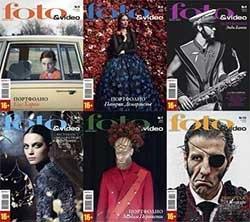"""Журнал """"Foto & Video"""". 10 номеров (январь-октябрь/2013) PDF"""