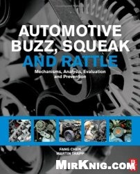 Книга Automotive Buzz, Squeak and Rattle: Mechanisms, Analysis, Evaluation and Prevention