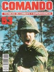 Журнал Comando. Tecnicas de combate y supervivencia 53