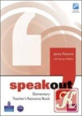 Книга Speakout Elementary Teacher's Resource Book (with Tests Audio)
