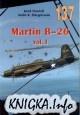 Книга Martin B-26 vol. I (Militaria 137)