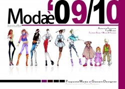 Modae (Autunno / Inverno.Fall / Winter 2009/2010) Fashion Book.Mood & Passion