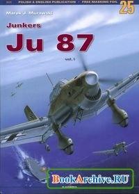 Kagero Monographs No.25 - Junkers Ju 87, Vol I.