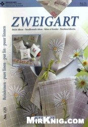 Журнал Zweigart Needlework Ideas №125