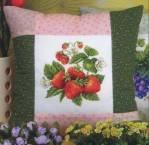 Журнал Набор для вышивки крестом Вкусная подушка