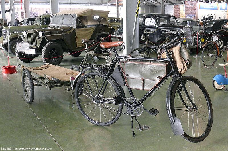 Весна. Олдтаймер. Велосипеды. 06.03.15.03..jpg