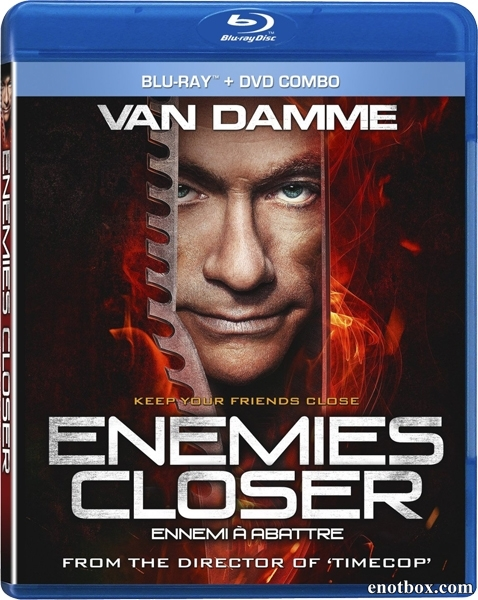 Близкие враги / Enemies Closer (2013/BDRip/HDRip)