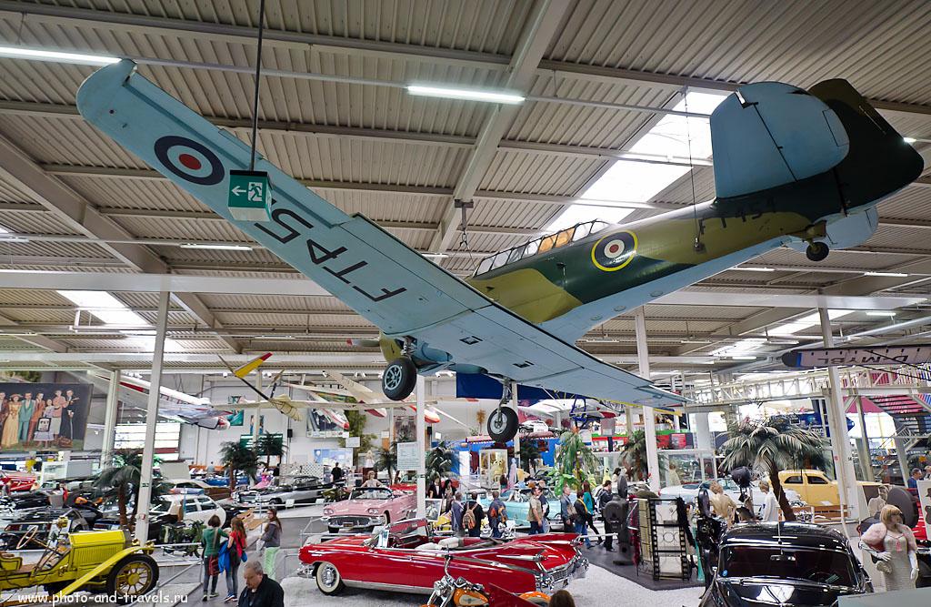 10. В Зинсхайме собрана крупнейшая в Европе коллекция Dream Cars