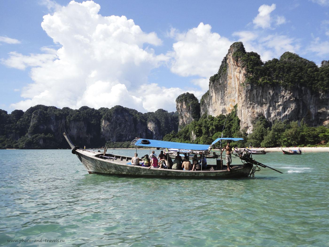 Фото 17. Как поехать в Краби самостоятельно. Сюда, кстати, относительно недалеко добираться с острова Пхукет. Если окажется, что билет на Phuket дешевле, тогда летите на этот курорт, потом садитесь на автобус и за 4 часа доберетесь до Krabi Town.
