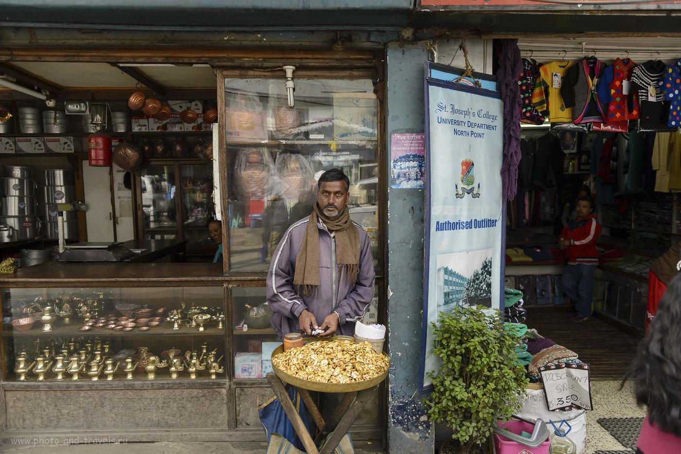 22. Гастарбайтер в Западной Бенгалии. Поездка в Дарджилинг из Варанаси. 1/250, -0.67, 2.8, 250, 24.