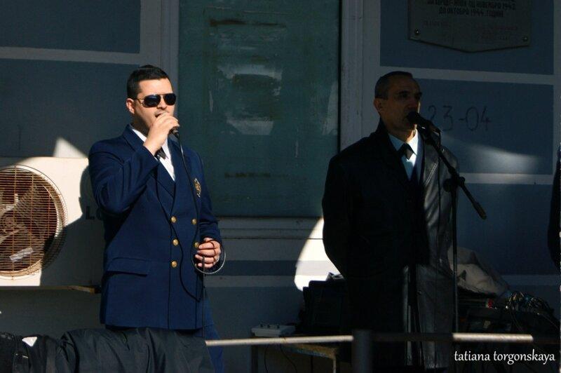 Концерт в Баошичах