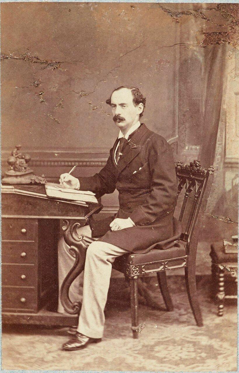 147. Сэр Фрэнсис Ноллис (1837-1924), личный секретарь