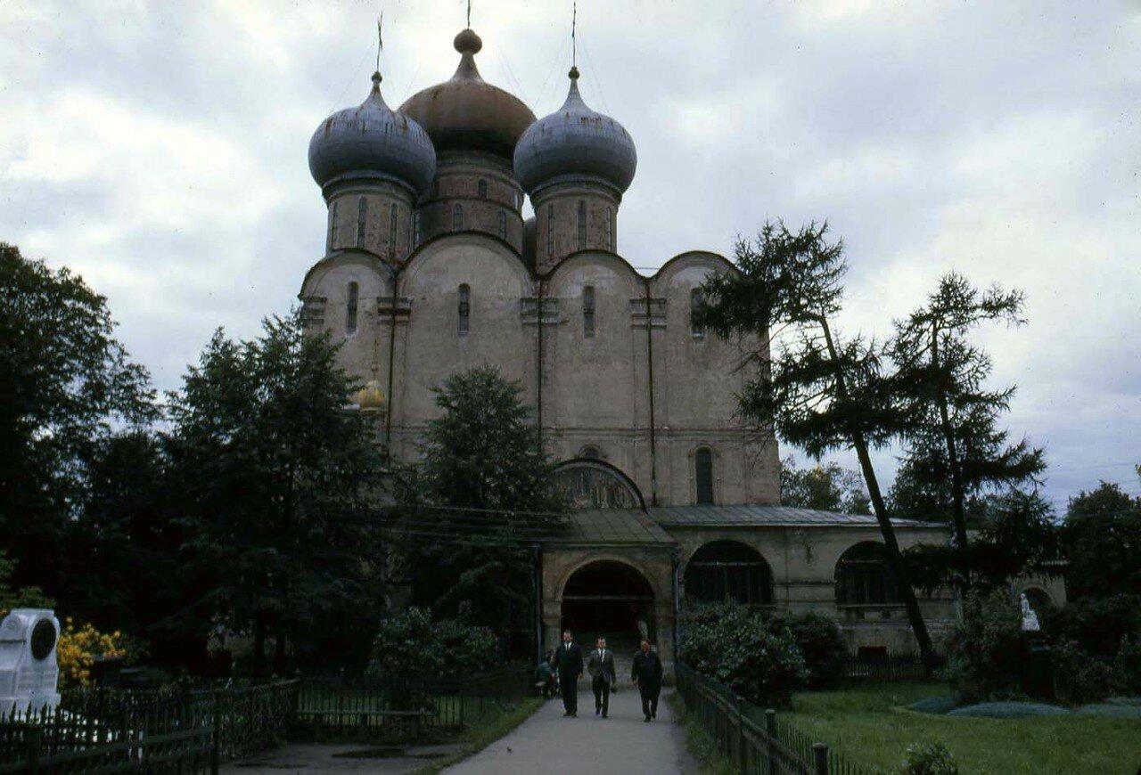 06. Новодевичий монастырь