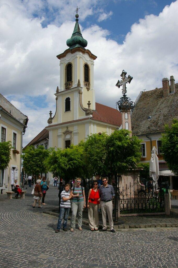 Венгрия, Сантендрэ