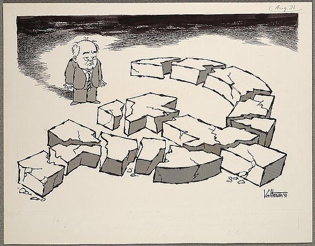 Михаил Горбачев, перестройка, гласность, развал СССР