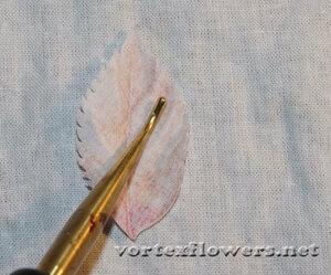 Мастер-класс. Роза  с газетным принтом «Lady Print» от Vortex  0_fc137_6abc1195_M