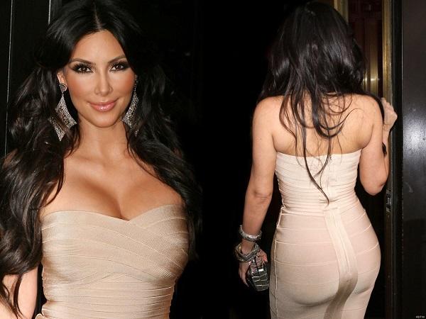 Ким Кардашьян распродает одежду для беременных