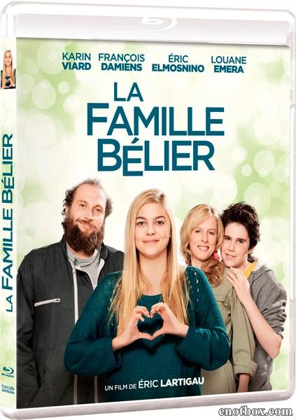 Семейство Белье / La famille Bélier (2014/BDRip/HDRip)