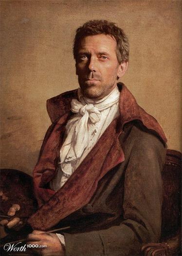 Современники на старинных портретах (60 фотографий актеров)