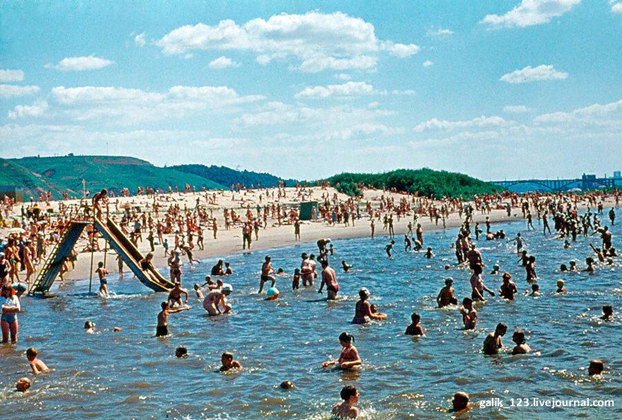 Г горький пляж фото
