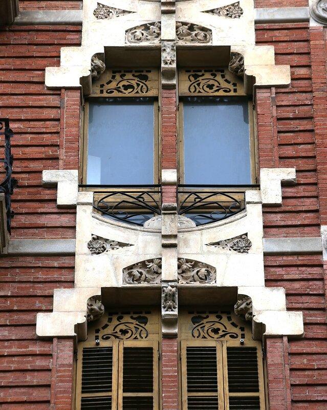 Дом Доменика-и-Эстапа (Casa Domènech i Estapà), Барселона