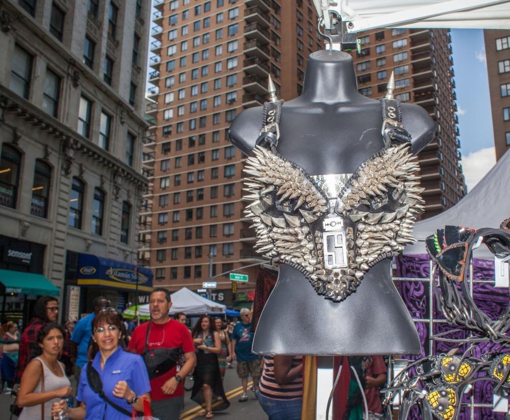 Репортаж с ежегодного слета ведьм и ведьмаков в Нью-Йорке