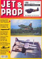 Журнал Jet & Prop 1995-01