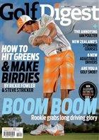 Журнал Golf Digest №11 (ноябрь), 2012 / SA