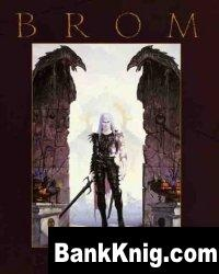 Darkwerks: The Art of Brom cbr  52Мб