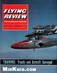 Журнал Flying Review International №11 1963
