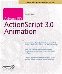 Книга Advanced ActionScript 3.0 Animation