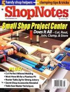 Журнал ShopNotes Июль-Август 2009
