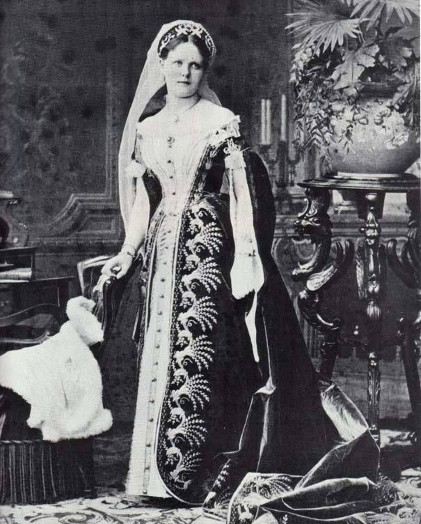 m-lle Щербатова