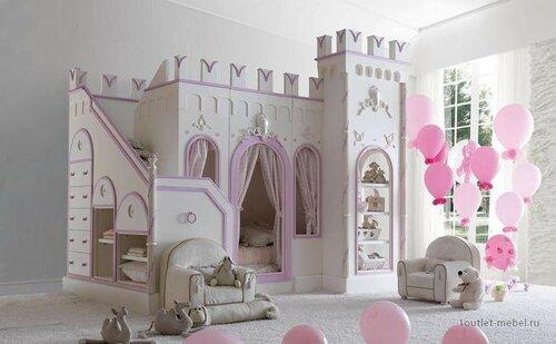 Двухъярусные кровати для детей и подростков