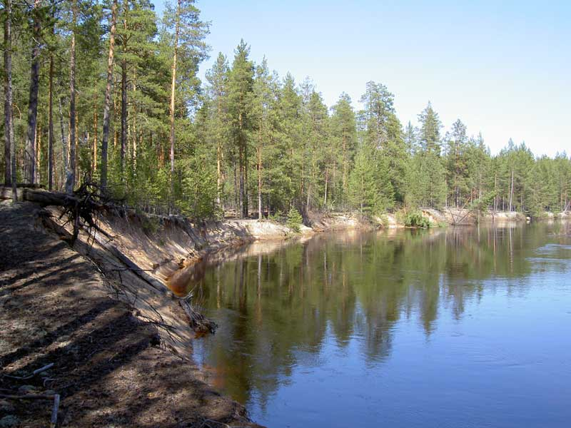 Река Большая Какша