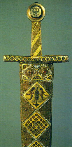 Церемониальный меч (Zeremonienschwert)