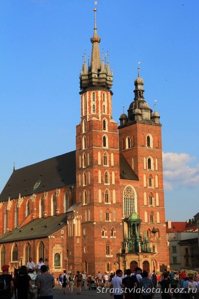 Польша, Краков