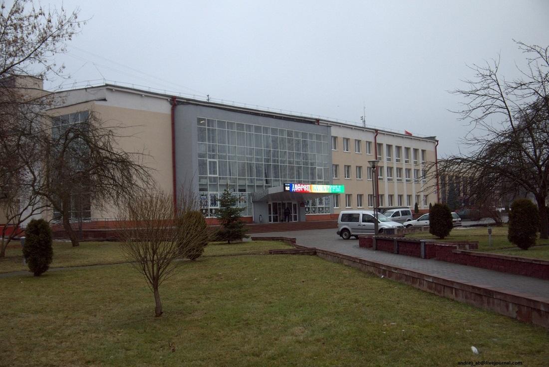 "дворец культуры ""Нафтан"""