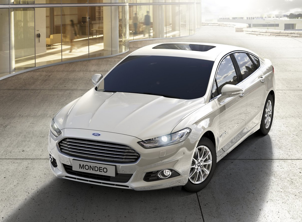 Новый форд мондео 2015 фото