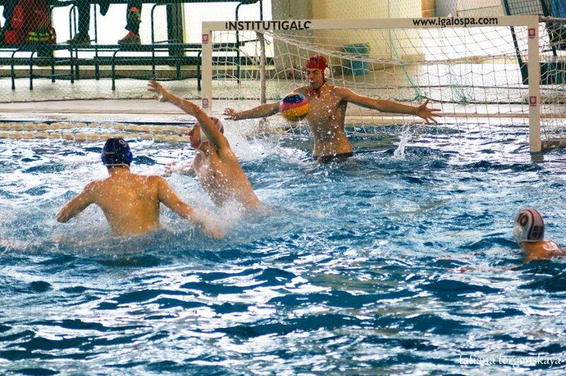 Матч Россия - Сербия