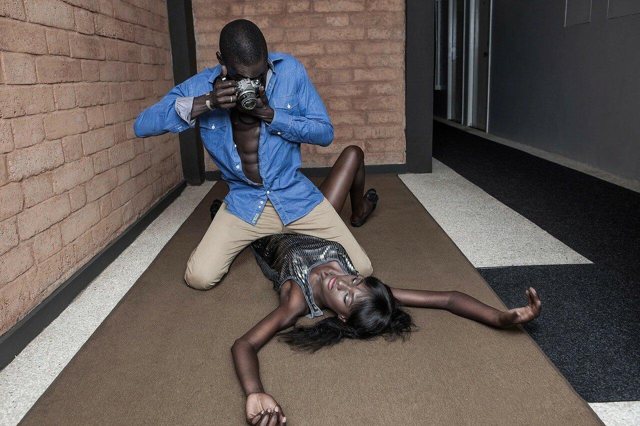 «Фотоувеличение», Дакар, 2013