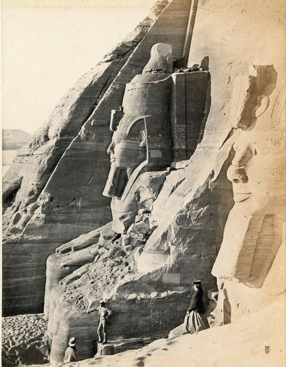 Абу-Симбел. Храм Рамзеса II
