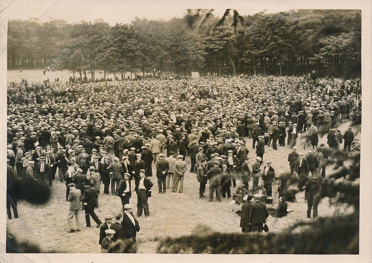 1936. Забастовка в Венсене