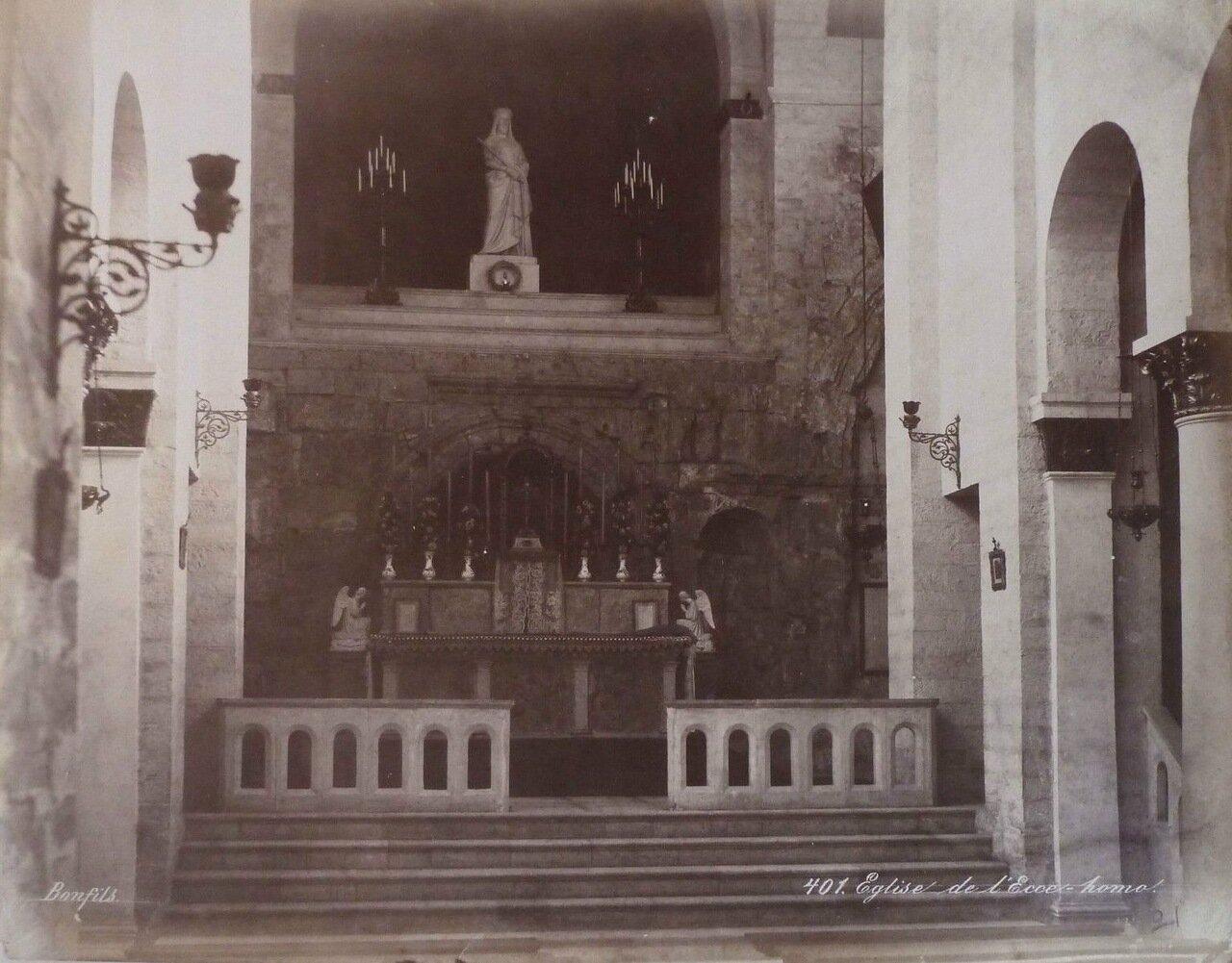Иерусалим. Бывший Дом Пилата. 1882.